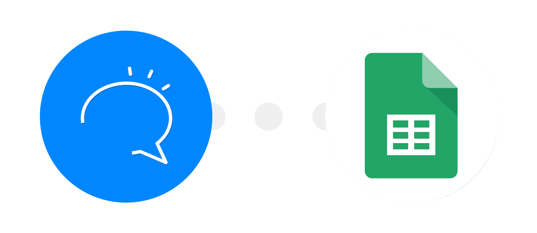 Google Sheets integrates with Clever Messenger
